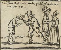 Image taken from Samuel Clarke, A generall martyrologie